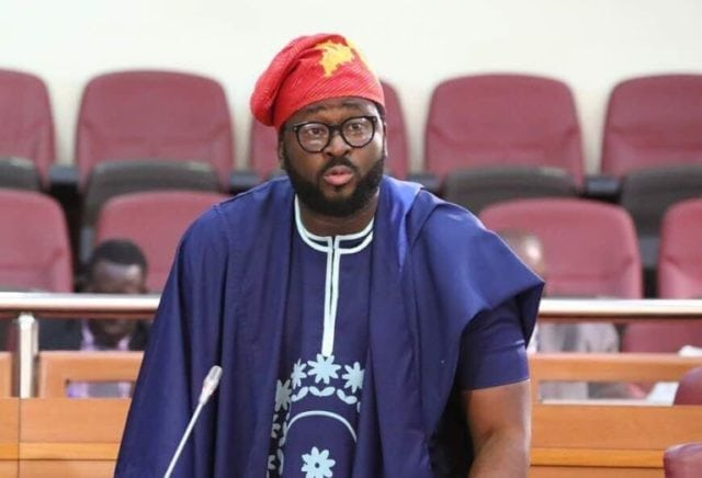DESMOND ELLIOT URGES FG TO GIVE THE CITIZEN'S ITS #ENDSARS PROTEST DEMANDS